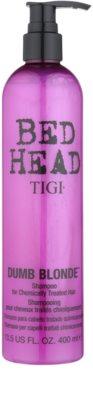 TIGI Bed Head Dumb Blonde kosmetická sada II. 2
