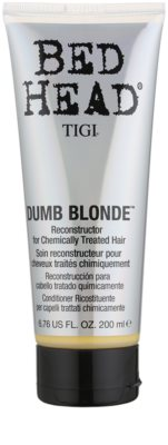 TIGI Bed Head Dumb Blonde kosmetická sada II. 3
