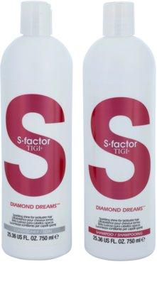 TIGI S-Factor Diamond Dreams Kosmetik-Set  II.