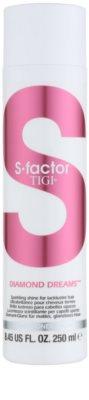 TIGI S-Factor Diamond Dreams set cosmetice III. 3