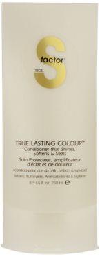 TIGI S-Factor True Lasting Colour balzam za barvane lase