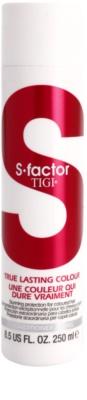 TIGI S-Factor True Lasting Colour védő kondicionáló festett hajra