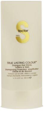 TIGI S-Factor True Lasting Colour šampon za barvane lase
