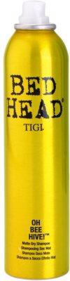 TIGI Bed Head Styling champô para cabelo seco e baço 1