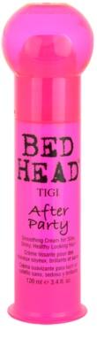 TIGI Bed Head Styling hajformázó krém hajegyenesítésre