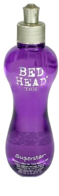 TIGI Bed Head Superstar loción voluminizadora para cabello maltratado por el calor