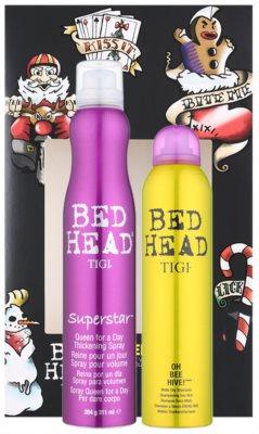 TIGI Bed Head Superstar set cosmetice III.