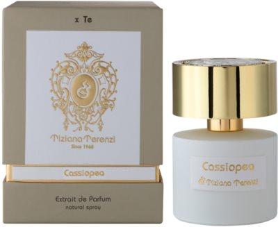 Tiziana Terenzi Cassiopea Extrait De Parfum extrato de perfume unissexo