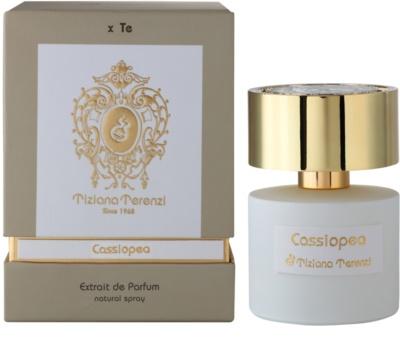 Tiziana Terenzi Cassiopea Extrait De Parfum parfémový extrakt unisex