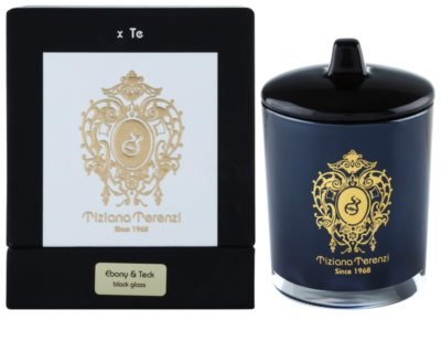 Tiziana Terenzi Ebony & Teck vela perfumada    pequeño