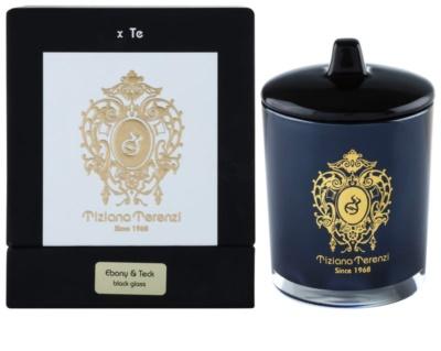 Tiziana Terenzi Ebony & Teck vela perfumado   pequeno