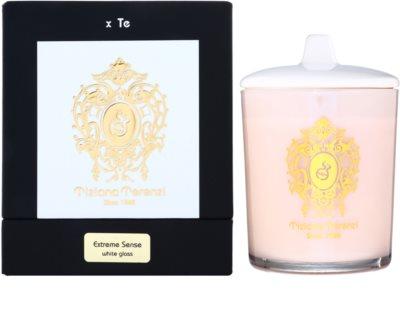 Tiziana Terenzi Extreme Sense vela perfumado   pequeno com tampa