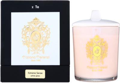 Tiziana Terenzi Extreme Sense ароматна свещ    малка с капачка