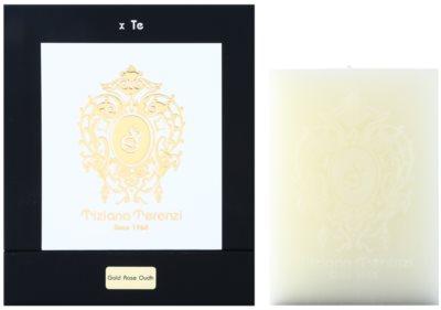 Tiziana Terenzi Gold Rose Oudh vonná svíčka