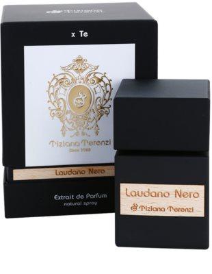 Tiziana Terenzi Laudano Nero parfüm kivonat unisex 2