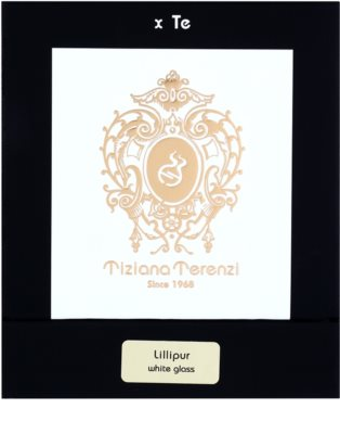 Tiziana Terenzi Lillipur ароматизована свічка    мала з кришкою 3