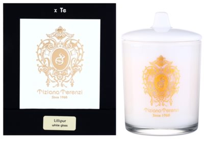 Tiziana Terenzi Lillipur ароматизована свічка    мала з кришкою