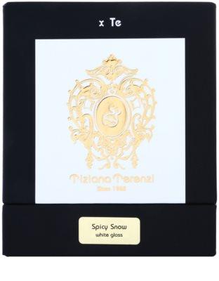 Tiziana Terenzi Spicy Snow vela perfumado   pequeno com tampa 3