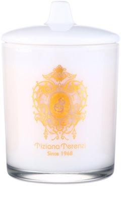 Tiziana Terenzi Spicy Snow vela perfumado   pequeno com tampa 1