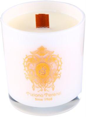 Tiziana Terenzi Spicy Snow vela perfumado   pequeno com tampa 2