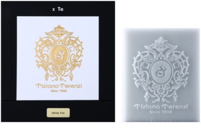 Tiziana Terenzi White Fire vela perfumada