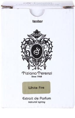Tiziana Terenzi White Fire parfüm kivonat teszter unisex 2