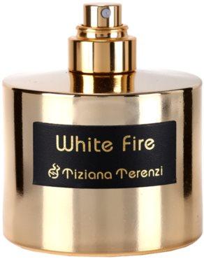 Tiziana Terenzi White Fire parfüm kivonat teszter unisex