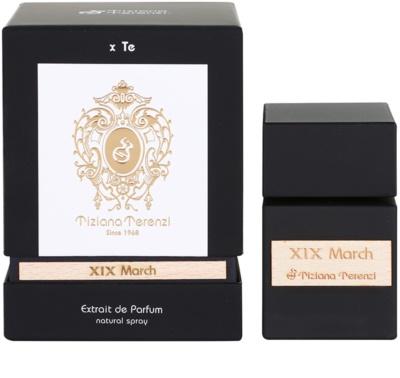 Tiziana Terenzi XIX March extrato de perfume unissexo