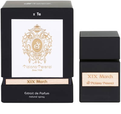 Tiziana Terenzi XIX March parfüm kivonat unisex