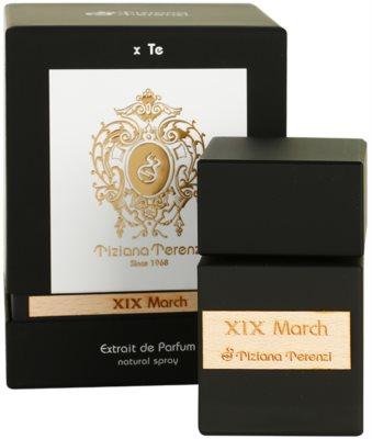 Tiziana Terenzi XIX March Parfüm Extrakt unisex 2
