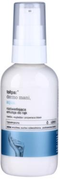 Tołpa Dermo Mani Aqua aufhellende Emulsion für die Hände