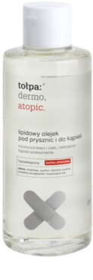 Tołpa Dermo Atopic ulei de lipide pentru  baie și duș