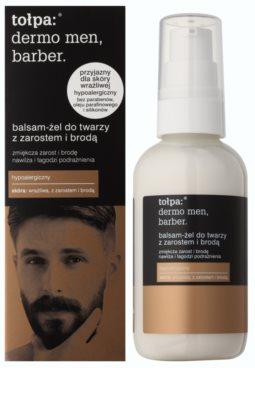 Tołpa Dermo Men Barber kojący balsam- żel dla mężczyzn z brodą 1