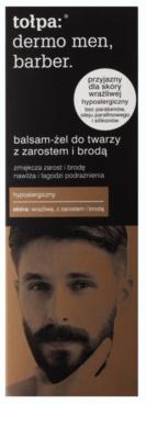 Tołpa Dermo Men Barber zjemňující balzám-gel pro muže s vousy 2