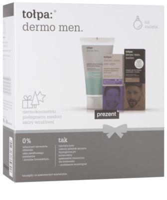Tołpa Dermo Men Barber set cosmetice II.