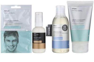 Tołpa Dermo Men Barber zestaw kosmetyków I. 1