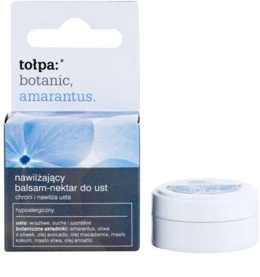 Tołpa Botanic Amaranthus feuchtigkeitsspendendes Lippenbalsam 1
