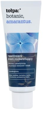 Tołpa Botanic Amaranthus crema hidratanta pentru o piele mai luminoasa