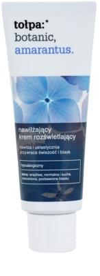 Tołpa Botanic Amaranthus crema hidratante para iluminar la piel