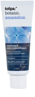 Tołpa Botanic Amaranthus creme hidratante para pele radiante