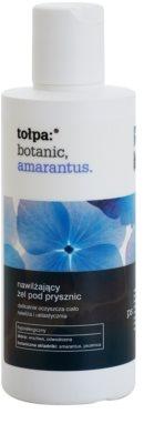 Tołpa Botanic Amaranthus Duschgel mit feuchtigkeitsspendender Wirkung