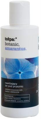 Tołpa Botanic Amaranthus gel za prhanje z vlažilnim učinkom