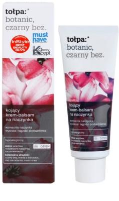 Tołpa Botanic Black Lilac zklidňující denní krém pro citlivou pleť 1