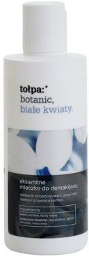 Tołpa Botanic White Flowers sanfte Lotion zum Abschminken mit feuchtigkeitsspendender Wirkung