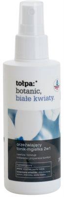 Tołpa Botanic White Flowers frissítő tonik spray -ben