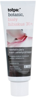 Tołpa Botanic White Hibiscus 30+ revitalisierende Creme gegen die ersten Anzeichen von Hautalterung