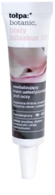 Tołpa Botanic White Hibiscus 30+ crema revitalizante para contorno de ojos  antiarrugas y antiojeras