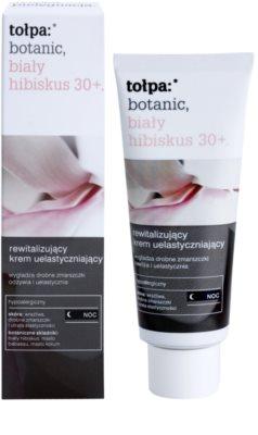 Tołpa Botanic White Hibiscus 30+ revitalizační noční krém proti prvním známkám stárnutí pleti 1