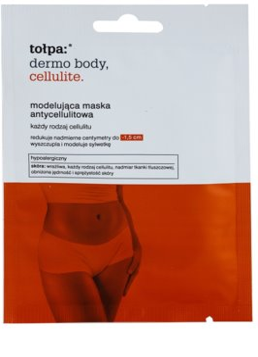 Tołpa Dermo Body Cellulite feszesítő maszk narancsbőrre