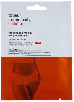Tołpa Dermo Body Cellulite masca pentru fermitate anti celulita